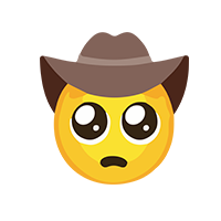 Pleading-Face-Cowboy-Emoji