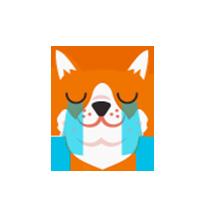 dog-cry-emoji