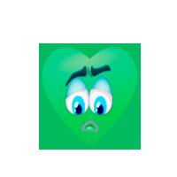 green-heart-sad-emoji