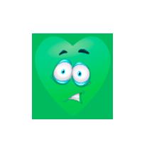 green-heart-shocked-emoji