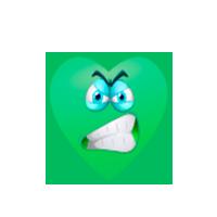 green-heart-very-angry-emoji