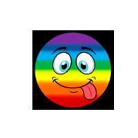 rainbow-cheeky-emoji