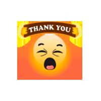 thank-you-sleepy-emoji
