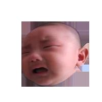 Babyrage emoji