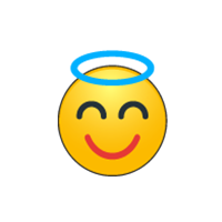 Pray Blessed Emoji