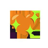 Sparkling-Yellow-Heart-Emoji