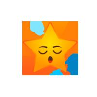 star-eyes-sleepy-emoji