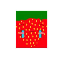 strawberry-cry-emoji