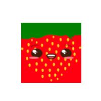 strawberry-happy-emoji