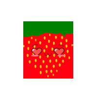strawberry-love-emoji