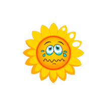 sunflower-cry-emoji