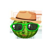 watermelon-cool-emoji