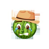 watermelon-cry-emoji