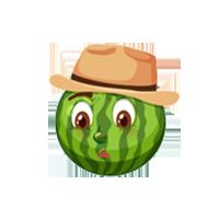 watermelon-kiss-emoji