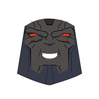 Darkseid Angry Emoji