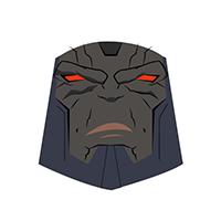 Darkseid Sad Emoji