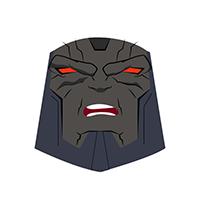 Darkseid Shocked Emoji