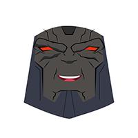 Darkseid Smile Emoji 2021