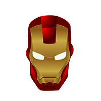 Ironman Mask Emoji