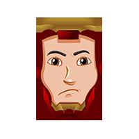 Ironman Thinking Emoji