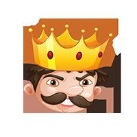 King Angry Emoji