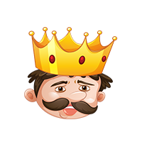 King Sad Emoji