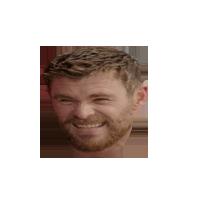 Thor Happy Emoji