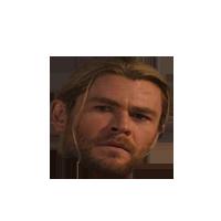 Thor Shocked Emoji