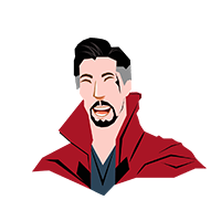 Doctor Strange Lol Emoji