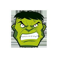 Lemon Hulk Emoji