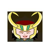 Loki LOL Emoji